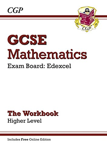 9781841465586: GCSE Maths Edexcel Workbook (with Online Edition) - Higher