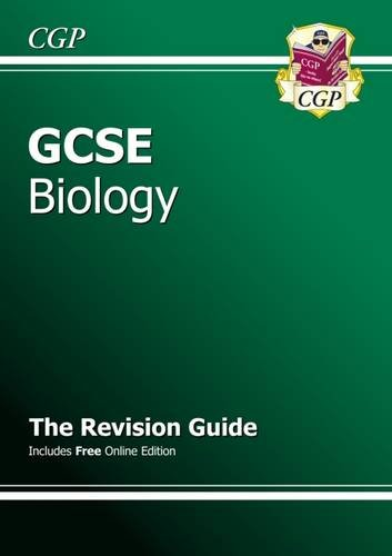9781841466385: GCSE Biology Revision Guide (with online edition)