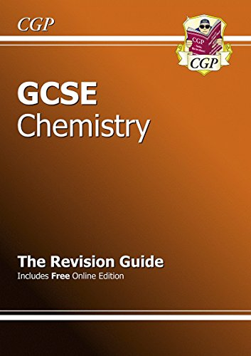 9781841466408: GCSE Chemistry Revision Guide (with Online Edition) (A*-G Course)
