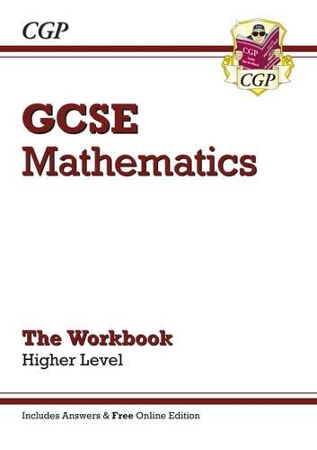 9781841466477: GCSE Maths Workbook with answers and online edition - Higher (A*-G Resits)