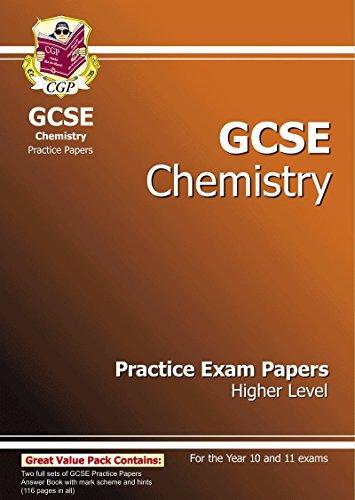 GCSE Chemistry Practice Papers - Higher: Parsons, Richard
