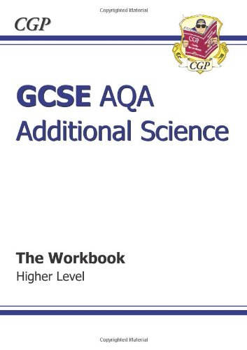 9781841467351: GCSE Additional Science AQA Workbook - Higher