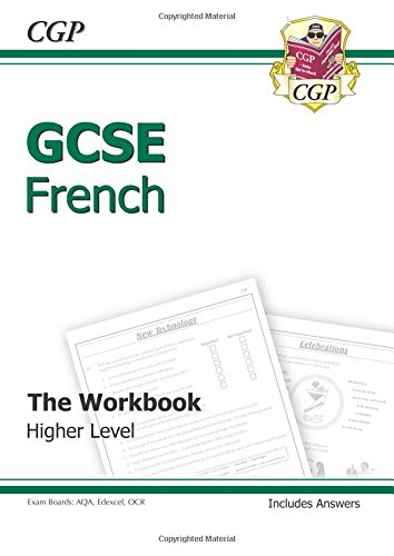 9781841468037: GCSE French Workbook (Including Answers) Higher (A*-G Course: Workbook - Higher Pt. 1 & 2