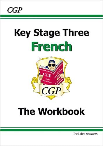9781841468396: KS3 French Workbook with Answers: Workbook Pt. 1 & 2 (Workbooks)