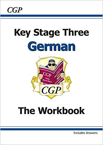 9781841468495: KS3 German Workbook with Answers: Workbook (Without Answers) Pt. 1 & 2