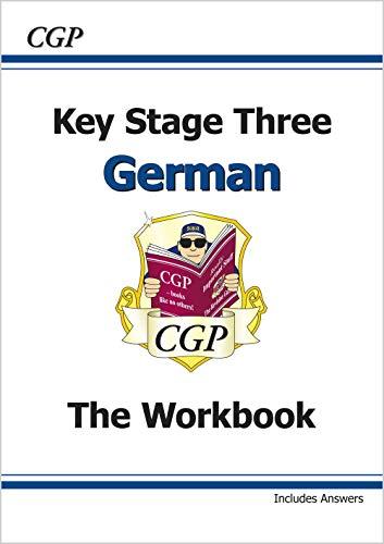9781841468495: KS3 German Workbook with Answers (Pt. 1 & 2)
