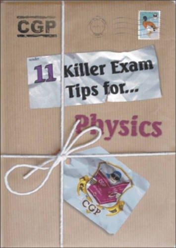 9781841468976: Physics Killer Exam Tips (Top Tips)