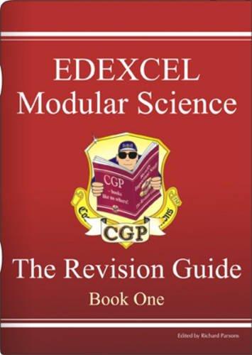 9781841469416: GCSE Edexcel Modular Science: Bk. 1: Revision Guide