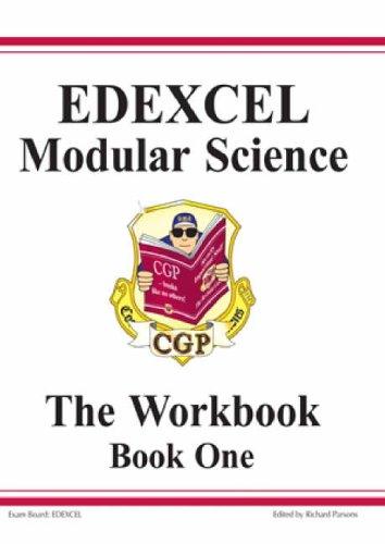 9781841469485: Edexcel Modular Science: The Workbook, Book One