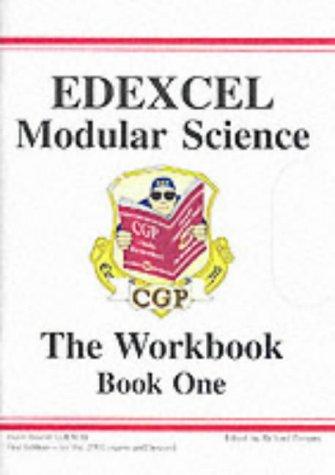 9781841469485: GCSE Edexcel Modular Science: Workbook Bk. 1