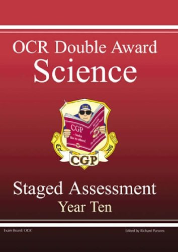 9781841469508: GCSE OCR Double Award Science : Staged Assessment : Year 10 Revision Guide