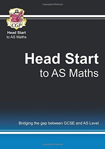 9781841469935: Head Start to AS Maths (Head Start S.)