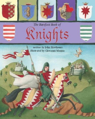9781841480169: The Barefoot Book of Knights