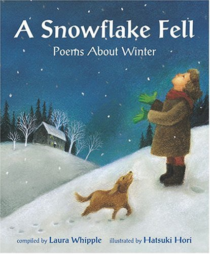 9781841480336: A Snowflake Fell: Poems About Winter