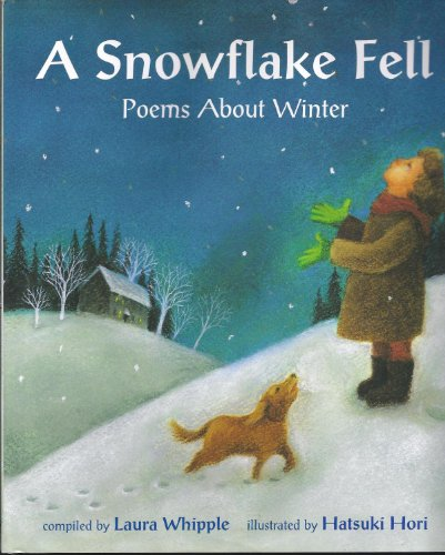 9781841480503: A Snowflake Fell: Poems About Winter
