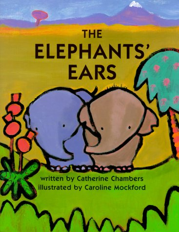 9781841480527: The Elephants' Ears