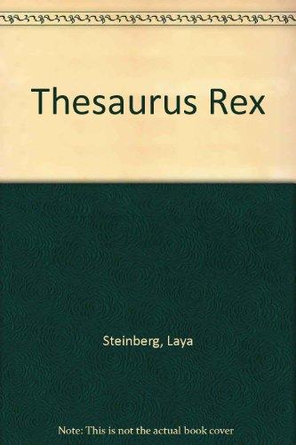 9781841480541: Thesaurus Rex