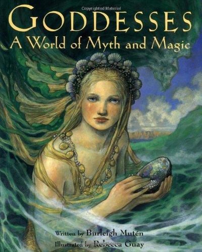 9781841480756: Goddesses: A World of Myth and Magic
