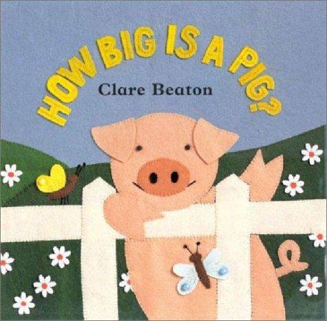 9781841480770: How Big Is a Pig