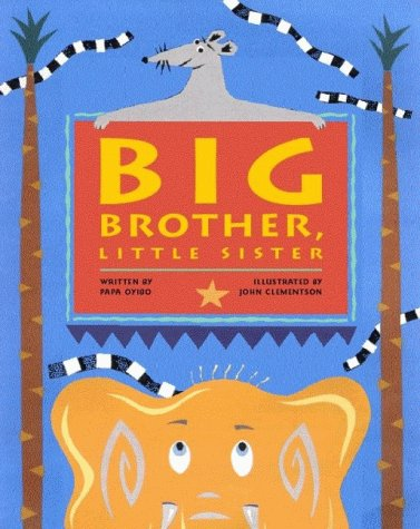 9781841481166: Big Brother, Little Sister