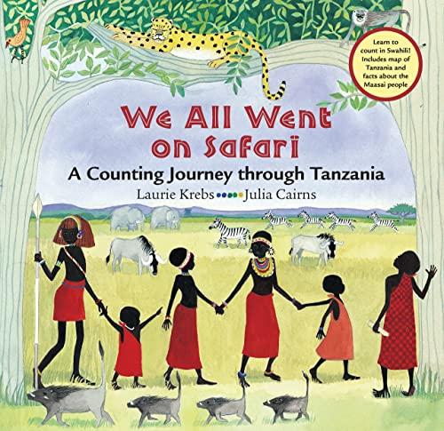 9781841481197: We All Went On Safari (English and Swahili Edition)