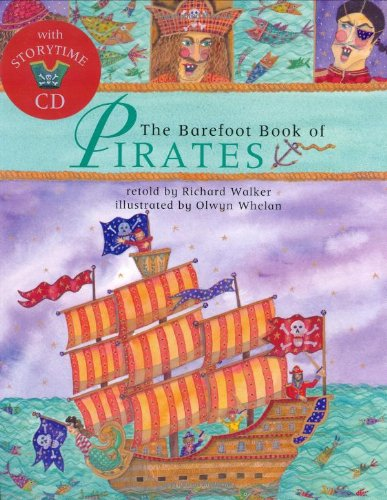 9781841481319: The Barefoot Book of Pirates (Barefoot Paperback) (Barefoot Paperback (Paperback))