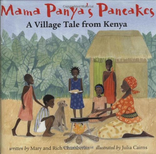 9781841481395: Mama Panya's Pancakes