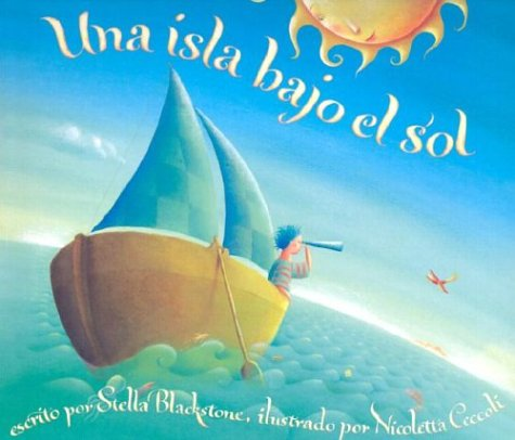 9781841481449: Una Isla Bajo el Sol = An Island in the Sun