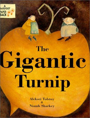 9781841481579: The Gigantic Turnip