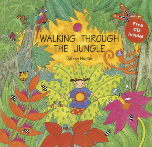 9781841481821: Walking Through the Jungle with CD (Audio)