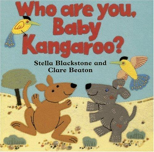 9781841482170: Who are You, Baby Kangaroo?