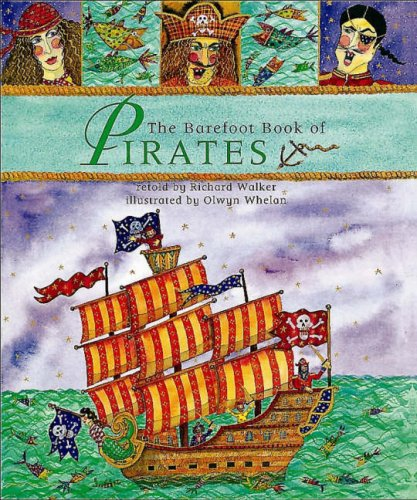 9781841482484: The Barefoot Book of Pirates