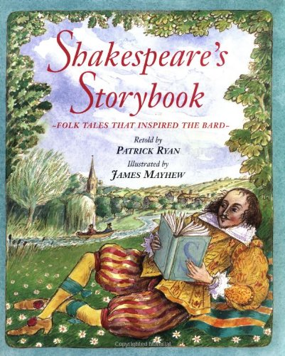 9781841483078: Shakespeare's Storybook: Folk Tales That Inspired the Bard