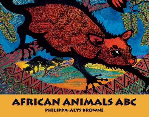 African Animals ABC: Philippa-Alys Browne