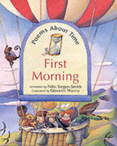 9781841483368: First Morning: Poems About Time