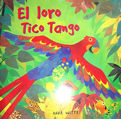 9781841483405: El loro Tico Tango