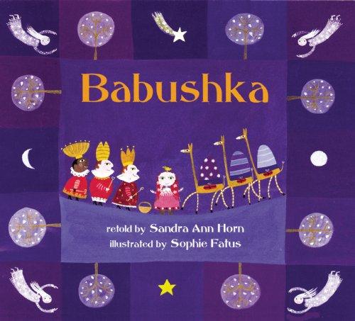 9781841483528: Babushka