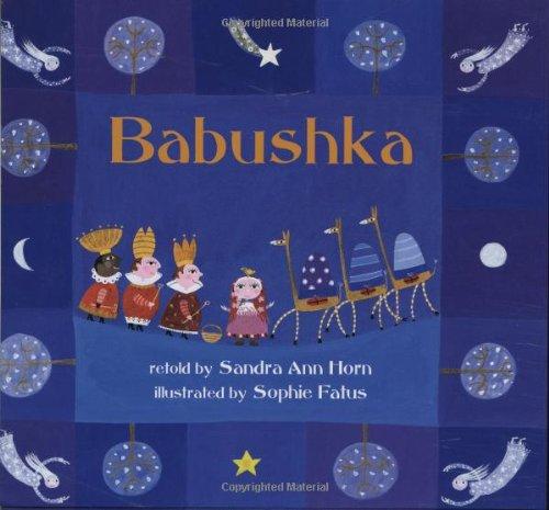 Babushka: Sandra Ann Horn