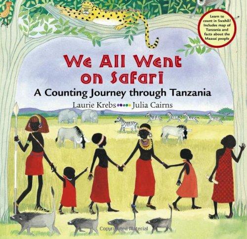 9781841484785: We All Went on Safari (Travel the World)
