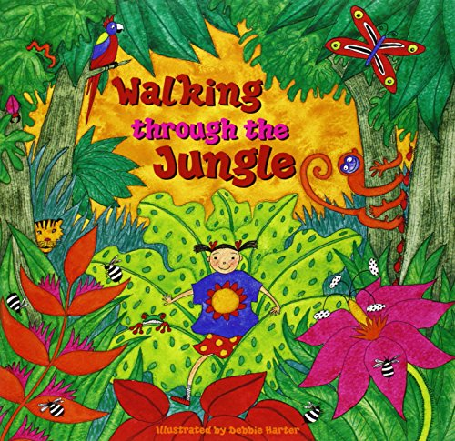 9781841485485: Walking Through The Jungle
