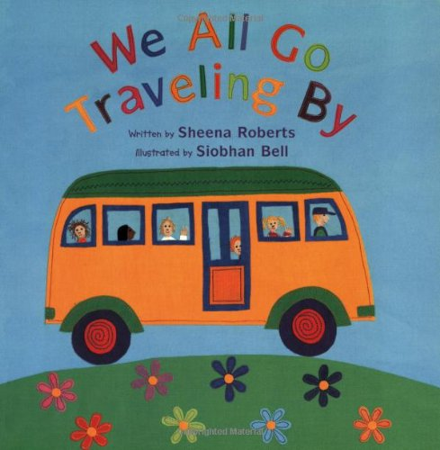9781841485959: We All Go Traveling by (Barefoot Paperback)