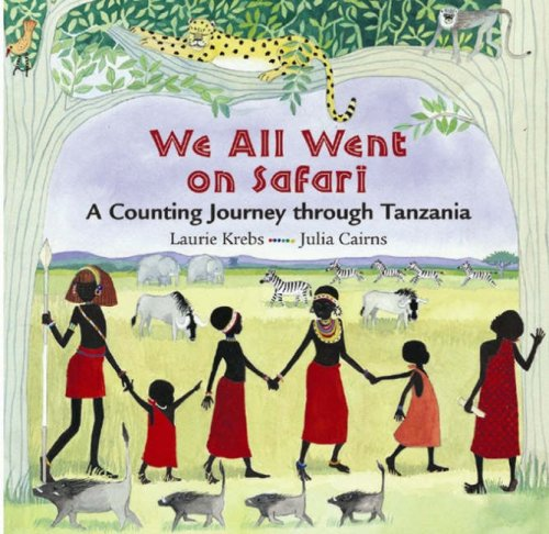 9781841487823: We All Went on Safari: A Counting Journey Through Tanzania
