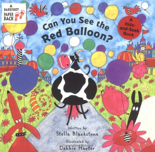9781841487885: Can You See the Red Balloon?