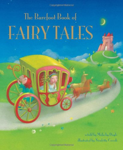 The Barefoot Book of Fairy Tales: Malachy Doyle