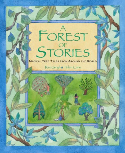 9781841488066: A Forest of Stories: Magical Tree Tales from Around the World