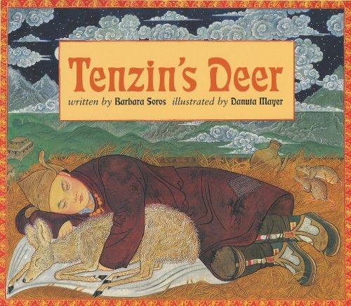 9781841488097: TENZIN'S DEER: A Tibetan Tale