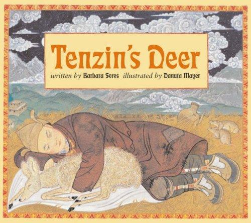 9781841488103: Tenzin's Deer