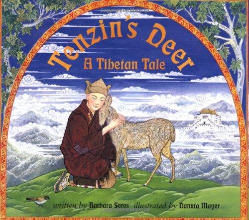 9781841488110: Tenzin's Deer: A Tibetan Tale