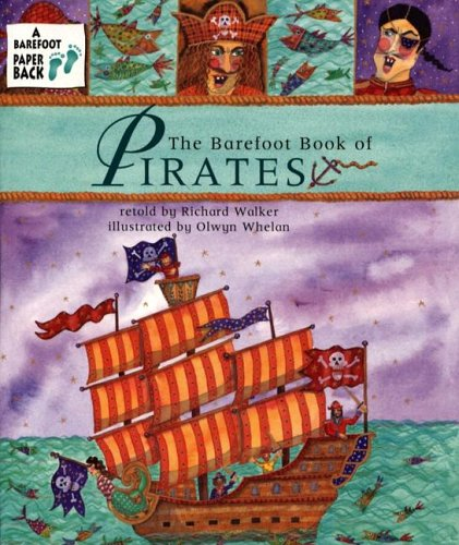 9781841488868: The Barefoot Book of Pirates