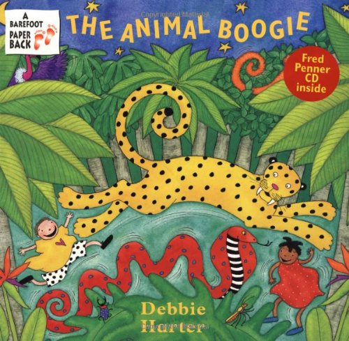 9781841489155: The Animal Boogie